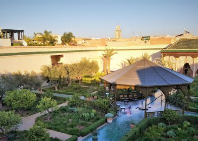 Marrakech and Ourika « Garden tour »