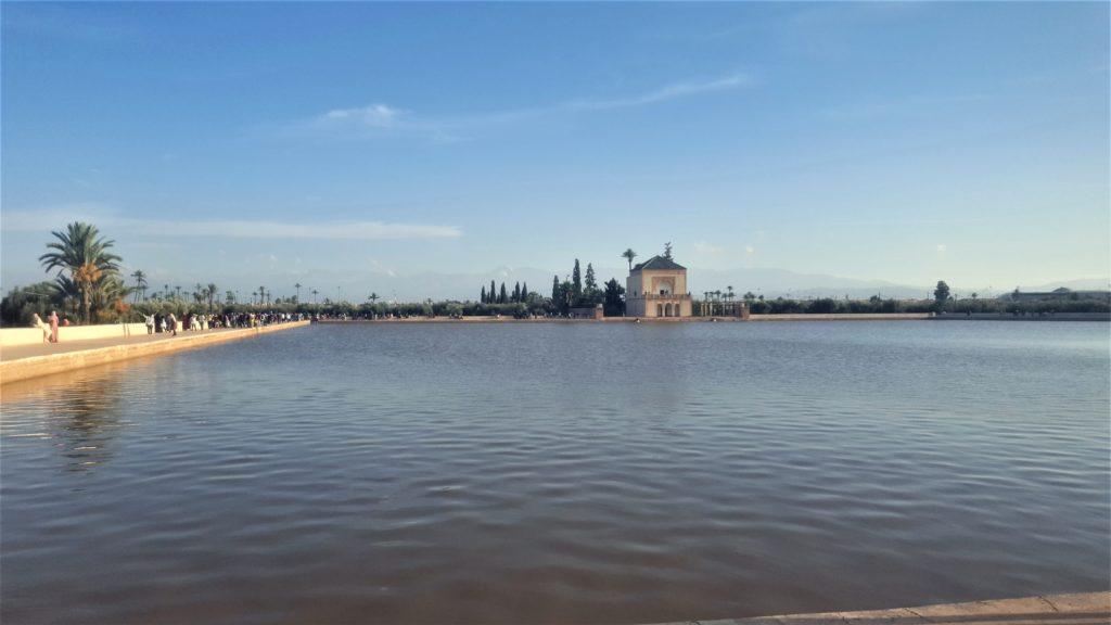 Marrakech au fil de l eau amigo trip - Chambre chez l habitant marrakech ...