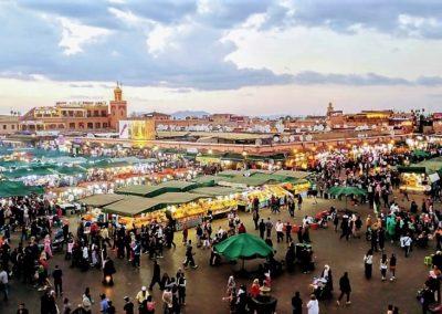 Visite de Marrakech (une journée)