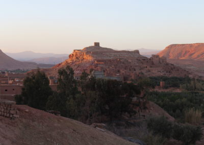 Heading South : Marrakech-Ouarzazate-Draa valley