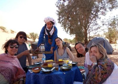 Berber immersion in Tamnougalt